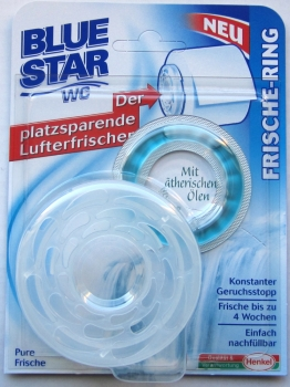 Blue Star WC Frische-Ring Pure Frische