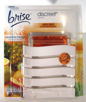 Brise Discreet Duftstecker Exotic Fruits