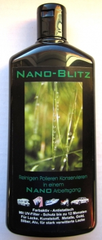 Nano-Blitz Autopolitur 500ml