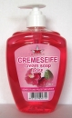 Meister Cremeseife mit Spender Rose 500ml