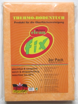 Meister Thermo-Bodentuch 2er Pack 50 x 70cm